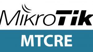 CURSO EM BREVE DE MTCRE – MikroTik - FORTALEZA