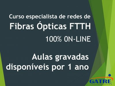 Fibra Óptica FTTH on-line